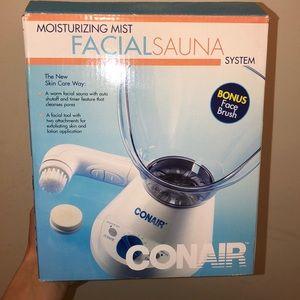 Conair facial sauna
